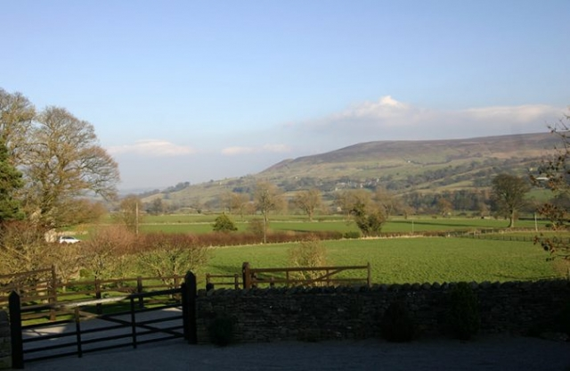 West Close Farmhouse Holiday Cottages, conservatory, Yorskhire Dales, Coverdale, Dog friendly, views, Melmerby, self-catering, log burners
